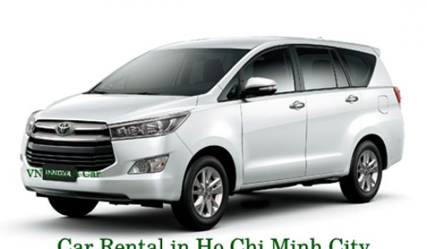 Private car hire in Ho Chi Minh City