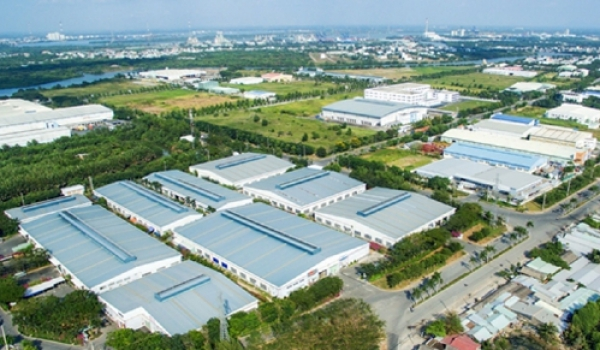 List of Industrial Park in Ho Chi Minh City