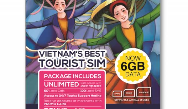 How to buy Sim card in Ho Chi Minh City, Tan Son Nhat Airport