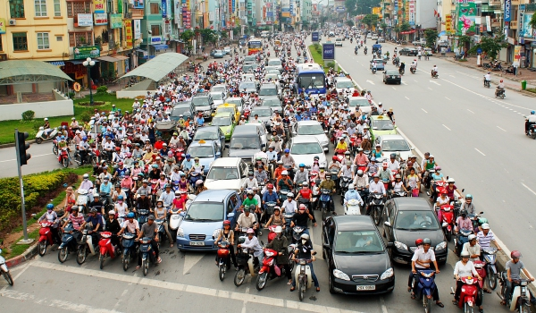 Rent A Car with driver in Ho Chi Minh City