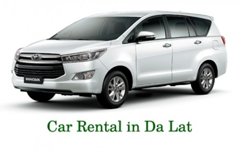Car rental in Da Lat